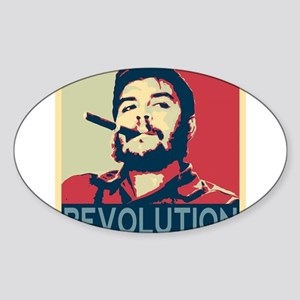 Che Guevara, hope poster square Sticker